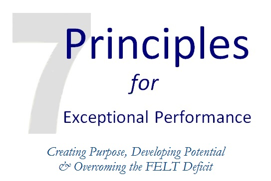7 Principles For Exceptional Performance Summary